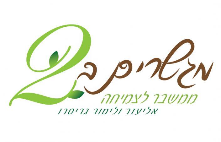 לוגו מגשרים בשניים